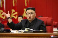 Kim Jong Un reconoce que hay escasez de alimentos en el país