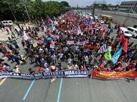Los filipinos piden el enjuiciamiento de Duterte