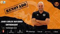 El Basket Globalcaja Quintanar renueva a su entrenador