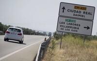 Fomento arreglará carretera de Villarrubia a Puerto Lápice