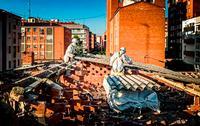 El 60% de los edificios municipales tiene amianto