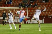 El Albacete quiere apurar sus opciones