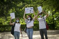 Las 'temidas' pruebas de la EVAU esperan en junio