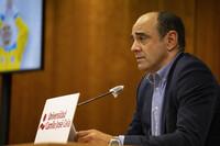 'Jota' Hombrados anuncia emocionado su retirada