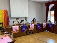 JSE-Valladolid apoya la visibilización del colectivo LGTBQ+