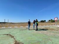 La Junta construirá una rotonda en la CM-310