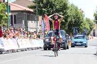 El futuro del ciclismo rueda en Valladolid