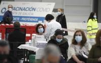 España administra 591.933 vacunas en las últimas 24 horas