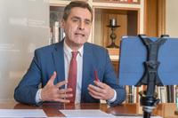 Tierraseca ensalza la recuperación económica de la región