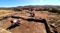 Una visita escolar a la Higueruela de hace 1.000 años