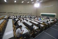 El 98,65% de los alumnos presentados aprueba la Ebau