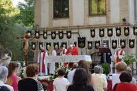 Daimiel celebra la misa de los Beatos Mártires Pasionistas