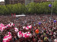 El alcalde de Logroño confía en celebrar los sanmateos