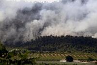 Page teme que incendios en Tobarra y Liétor sean provocados