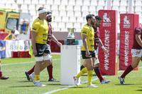 Final de la Copa del Rey de Rugby en el Carlos Belmonte