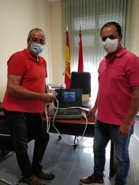 Sanchonuño compra un ecógrafo para el consultorio