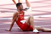 Asier Martínez, sexto en la final olímpica: No me lo creo