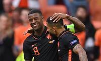 Países Bajos disfruta en el adiós de Pandev