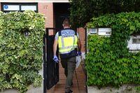 Detenido un hombre por apuñalar a su pareja en Valladolid
