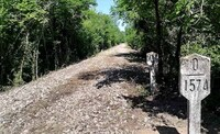 Adecentan el tramo de la Vía Verde por Santé