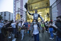 Jarocho y Oscar Borjas abren la puerta grande en Aranda