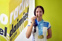 Laura Cabanes, tricampeona de España en su año más difícil