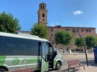 Prueba piloto para un autobús en casco antiguo de Calahorra