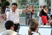 Fallece Juan Parra, que fue director de la Unión Musical