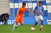 Empate del Burgos CF en San Sebastián (0-0)