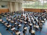 El 98,67 por ciento de los alumnos aprueba la EBAU