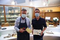El queso tostado de Entrepinares suma otro premio