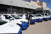 La Gerencia del Área Integrada renueva su flota de vehículos