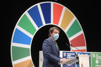 Mañueco anuncia 189 acciones para cumplir con la Agenda 2030