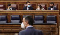 Sánchez ataca al PP para desviar la atención de los indultos