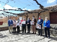 Premio a la labor de restauración y conservación en Atauta