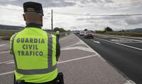 Arrestado por circular sin permiso de conducir por la BU-925