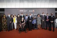 Amiab entrega sus XXIII Premios de Inclusión Social