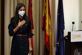 Doña Letizia celebra su 49 cumpleaños