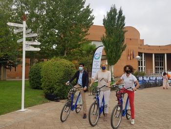 El campus celebra la Semana de la Movilidad