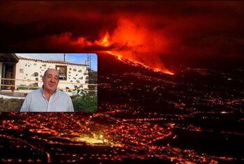 De Burgui a La Palma: en el foco del volcán