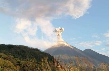 Guatemala da por finalizada la erupción del volcán de Fuego