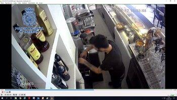 Detenido por robar 700 euros en un restaurante logroñés