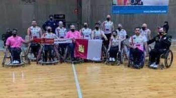 El BSR Puertollano disputa el Trofeo Villa de Leganés