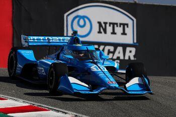 Palou, a un paso del título de la IndyCar