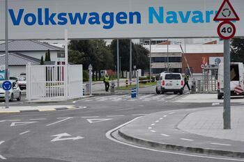 Seat Martorell pide tranquilidad a la plantilla VW Navarra