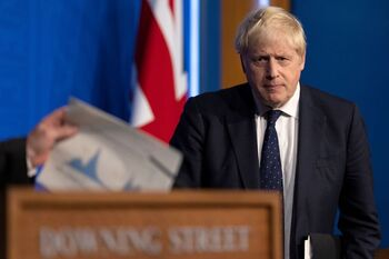 Boris Johnson remodela su Gobierno