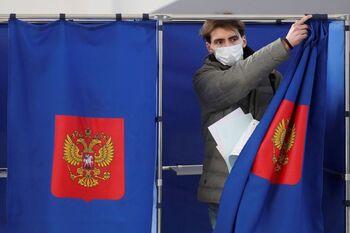 La UE advierte de irregularidades en las elecciones rusas
