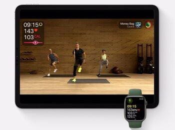Apple Fitness+ anuncia su llegada a España