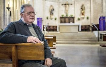 Lorenzo Trujillo, premiado por su dedicación al clero