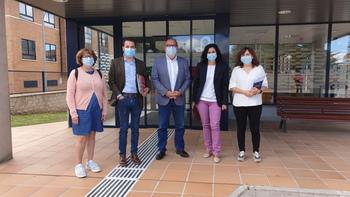 Ayuntamiento de Soria y Gobierno colaborarán en el CREDEF